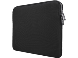 ARTWIZZ Neoprene Notebooktasche, Sleeve, 12 Zoll, Schwarz, passend für: Apple MacBook