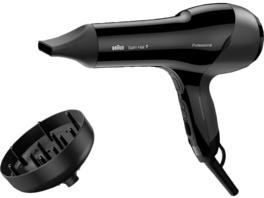 BRAUN Satin Hair 7 SensoDryer HD 785 + Diffusor, Haartrockner, 2000 Watt, Schwarz
