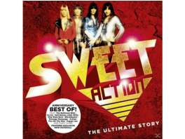 The Sweet - Action! The Ultimate Sweet Story (Anniversary Edit - (CD)