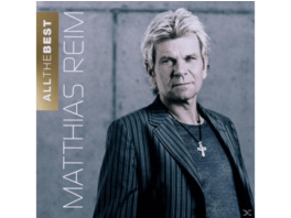 Matthias Reim - ALL THE BEST - (CD)