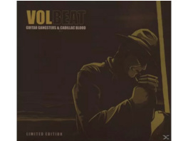 Volbeat - GUITAR GANGSTERS & CADILLAC BLOOD - (CD)