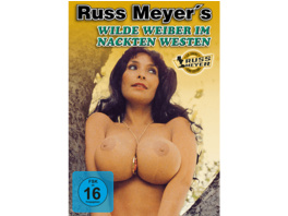 Wilde Weiber im nackten Westen - Russ Meyer Collection - (DVD)