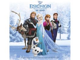 VARIOUS - Die Eiskönigin (Frozen)-Die Lieder - (CD)