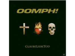Oomph! - GLAUBELIEBETOD (ENHANCED) - (CD EXTRA/Enhanced)