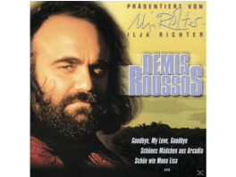 Demis Roussos - GOODBYE MY LOVE GOODBYE - (CD)