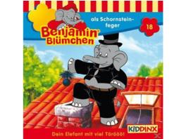 Folge 018:...als Schornsteinfeger - 1 CD - Kinder/Jugend