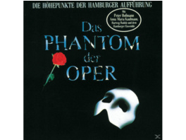 Michael Kosarin, Hamburg Musical - DAS PHANTOM DER OPER - (CD)