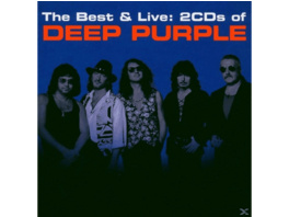 Deep Purple - The Best & Live - (CD)