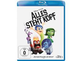 Alles steht Kopf - (Blu-ray)