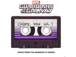 VARIOUS - Guardians Of The Galaxy: Cosmic Mix Vol.1 - (CD)