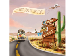 Ernstgemeint - Export! - (CD)