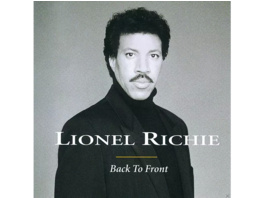 Lionel Richie - Back To Front - (CD)