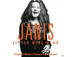 Janis Joplin - Janis: Little Girl Blue/Ost - (CD)