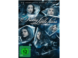 Pretty Little Liars - Staffel 5 - (DVD)