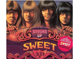 The Sweet - Strung Up (New Extended Version) - (CD)