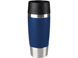 EMSA 513357 Travel Mug Isolierbecher, Blau