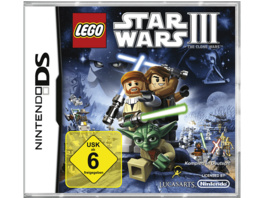 LEGO Star Wars III: The Clone Wars (Software Pyramide) - Nintendo DS