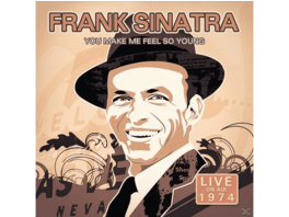 Frank Sinatra - You Make Me Feel So Young Live 1974 - (CD)