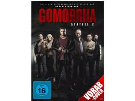 Gomorrha - Season 2 - (Blu-ray)