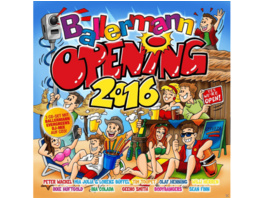 VARIOUS - Ballermann Opening 2016 - (CD)
