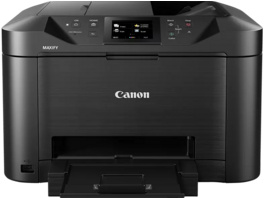 CANON Maxify MB5150, 4-in-1 Multifunktionsdrucker, Schwarz