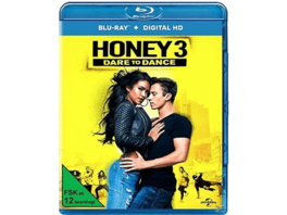 Honey 3 - (Blu-ray)