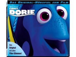 Findet Dorie - 1 CD - Kinder/Jugend