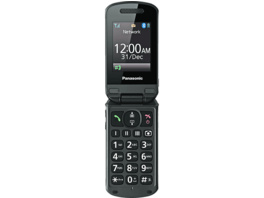 PANASONIC KX-TU 329 Easy Use, Handy, Grau