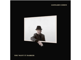 Leonard Cohen - You Want It Darker - (CD)
