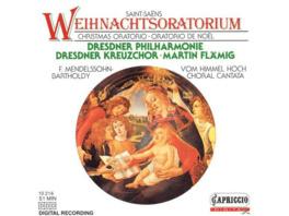 VARIOUS - Weihnachtsoratorium - (CD)