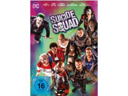 Suicide Squad (Kinofassung) - (DVD)