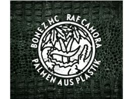 Bonez MC & RAF Camora - Palmen aus Plastik - (CD)