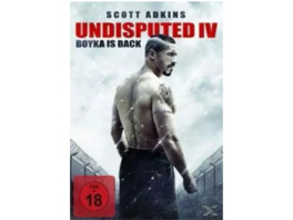 Undisputed 4 - (DVD)