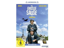 Die Grosse Sause (Jubiläumsedition/Digital ReM.) - (DVD)