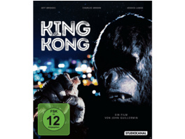 King Kong - (Blu-ray)