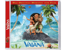 Vaiana (Das Original Hörspiel) - 1 CD - Kinder/Jugend