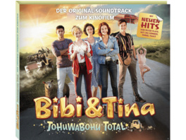 VARIOUS - Soundtrack zum Film 4: Bibi & Tina- Tohuwabohu total - (CD)