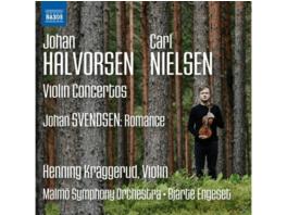 Kraggerud,Henning/Engeset,Bjarte/Malmö SO - Violinkonzerte/Romance - (CD)