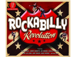 VARIOUS - Rockabilly Revolution - (CD)