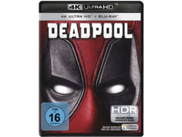 Deadpool - (4K Ultra HD Blu-ray)