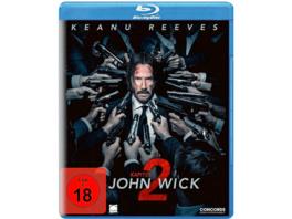 John Wick: Kapitel 2 - (Blu-ray)
