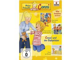 Meine Freundin CONNI 13 - Conni und der Babysitter - (DVD)