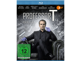 Professor T. - (Blu-ray)