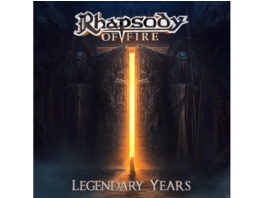 Rhapsody Of Fire - LEGENDARY YEARS (DIGIPAK) - (CD)