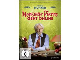 Monsieur Pierre geht online - (DVD)