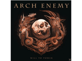Arch Enemy - Will To Power - (CD)