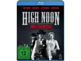 12 Uhr mittags - High Noon - (Blu-ray)