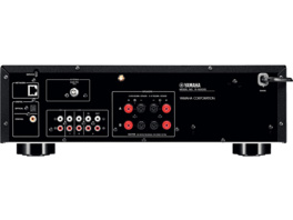 YAMAHA R-N303D, Stereo Receiver, Silber
