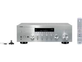 YAMAHA R-N803D, Stereo Receiver, Silber