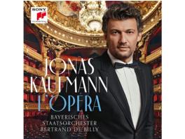Jonas Kaufmann, Bayerisches Staatsorchester, Ludovic Tézier, Sonya Yoncheva - L'Opéra - (CD)